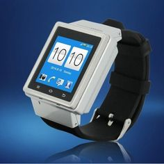 "Android Smart Watch S6 1.54"" 3G WCDMA / GSM Wristwatch Bluetooth Cell Phone Dual Core 2MP GPS WIFI http://www.ismartwatchshop.com/watch-phone/10015"