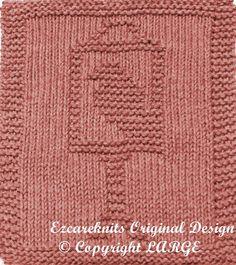 Knitting Cloth Pattern BIRD CAGE PDF Instant by ezcareknits, $3.00