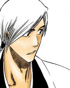 Ukitake Jushiro. I may or may not have an obsession.