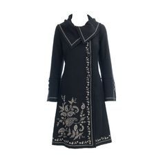 Monsoon - Bella Embroidered Coat