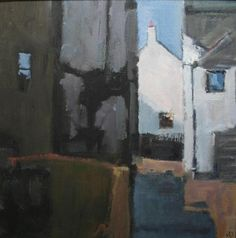 Colin ORCHARD-Bailey's Lane St Ives