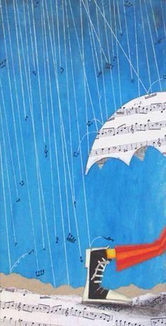 ♫♪♫♪♫♪~ musical rain