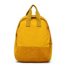Buddy Tote Backpack Moutarde