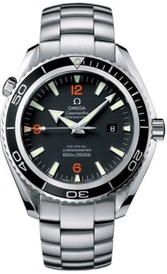 Omega Seamaster Planet Ocean 42mm Mens Watch 2201.51.00