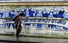 """""""Fight For Our Future"""" - Turon, northern Spain"""
