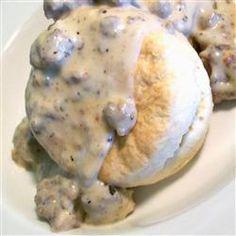 Bill's Sausage Gravy Allrecipes.com
