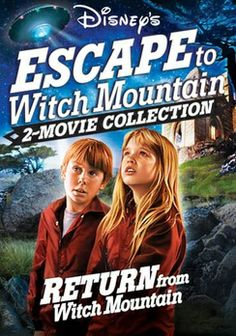 Escape To Witch Mountain  Return From Witch Mountain