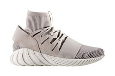 adidas Has Another Grey Tubular Doom Primeknit on the Way on http://SneakersCartel.com | #sneakers #shoes #kicks #jordan #lebron #nba #nike #adidas #reebok #airjordan #sneakerhead #fashion #sneakerscartel