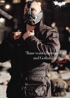 Bane,The Dark Knight Rises. #tdkr #thedarkknightrises #bane