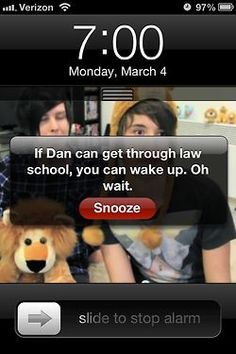 I meant to pin this to my funnies...oh well << i'm making this my alarm right now:
