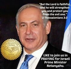 Pray for Israel Everyday, Lord, we stand with Israel. We ask You for her protection and give thanks for Your many mercies and for your grace.