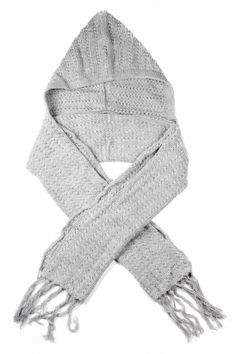 Hoodie Scarf, the best of both worlds!