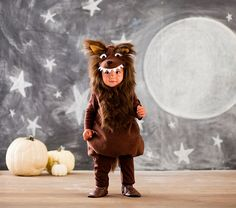 Costume for Liam - Werewolf Costume | Pottery Barn Kids