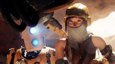 ReCore Trailer E3 2015 Official Trailer (HD)
