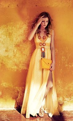 Tory Burch Spring Lookbook
