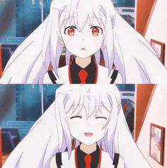 Plastic Memories, Beautiful Anime Girl, Anime Love, Otaku Anime, Anime Art, Kanna Kamui, Manga Girl, Anime Girls, Manga Cute