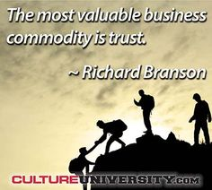 """""""Every enterprise requires commitment to common goals and shared values. Without such commitment there is no enterprise; there is only a mob. The enterprise must have simple, clear, and unifying objectives. The mission of the organization has to be clear enough and big enough to provide common vision. The goals that embody it have to […]"""