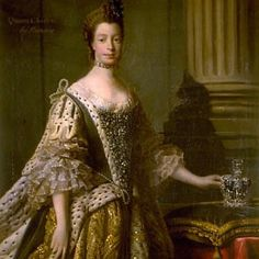 Queen Charlotte, wife of the English King George III (1738-1820), was directly descended from Margarita de Castro y Sousa, a black branch of the Portuguese Royal House, one of the Many Black Royal families of Portigual , which is next door to Espania (Spain)
