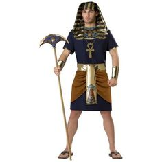 Egyptian Man Adult Costume Get up to 15% When you spend $50 at Buy Costume using Coupons and Promo Codes.