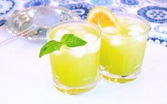 Basil Grapefruit Elixir - sugar & alcohol-free