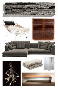 ask patrick: ...about lounging, Ski lodge mod style.