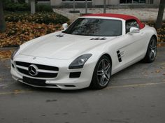 One of our Luxury Car listings.    2012 Mercedes SLS AMG CABRIO  Our profession-Luxury trading.     Buy through  www.nobleandroyal.com