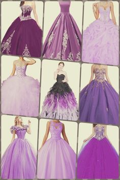 Fabulous Purple Quinceanera Dresses for Stylish Young Women. Purple  Quinceanera DressesQuinceanera PartyYou Look LikeQuince DressesDress ... 9e15601acb29