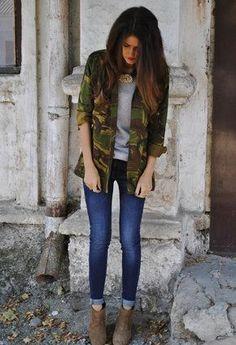 #camo #jacket
