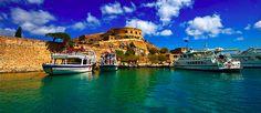 Spinalonga - Road Trip In Crete
