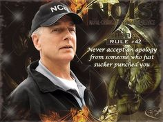 gibbs rules # 42 To get the right answers, you have to ask the right questions.