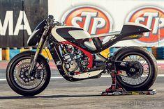 Honda CRF250R Custom Café Racer | Gear X Head