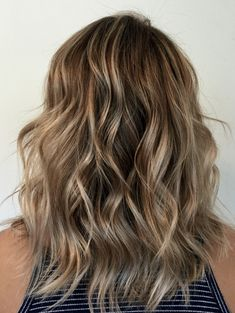Dirty Blonde | Lob Haircut | Textured
