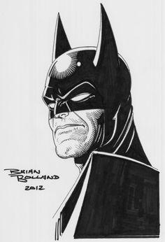 Batman - Brian Bolland