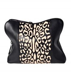 31 Minute Leopard Clutch by 3.1 Phillip Lim
