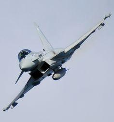 Eurofighter EF-2000 Typhoon FGR4 - Royal Air Force