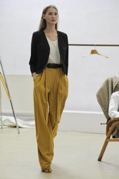 Christophe Lemaire Ready To Wear Spring Summer 2013 Paris - NOWFASHION