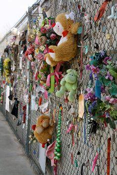 Oklahoma City bombing memorial.
