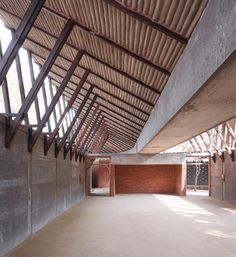 sameep-padora-and-assocaites-jetavan-centre-india-designboom-02