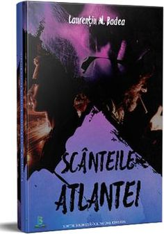 Scânteile Atlantei / Embers of Atlanta Atlanta, Books, Literatura, Libros, Book, Book Illustrations, Libri