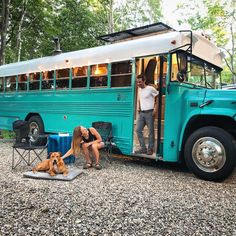How much did our bus conversion cost? Planning & preparation to go full-time mobile lifestyle. - The Wild Drive Life Bus Living, Tiny Living, Transformers, School Bus House, Converted School Bus, Campervan Hire, School Bus Conversion, Bus Life, Vans