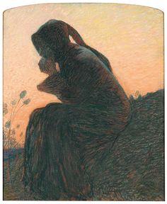 Le Prince Lointain: Henri-Jean Guillaume Martin (1850–1943), Dante Méd...