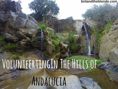 Read about our experience volunteering in the hills of Andalucia at britandtheblonde.com