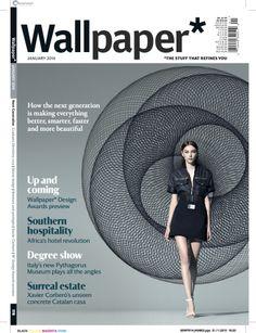 Wallpaper Magazine, Jan 2014