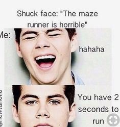 Yup that's me <<< You give them 2 seconds to run? More like 0.0000000001 for me