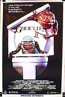 Ghoulies II (1988) We watched this at my dad's house all the time ... have no idea why.