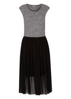 833c631043 Look 3 Mesh Skirt Dress Matalan, Mesh Skirt, Skater Skirt, Flared Skirt
