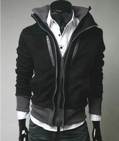 Shop Angel Jackets for Men and Women leather jackets and coats. Get celebrity style and movie jackets at exceptional price Fashion Brand, Mens Fashion, Fashion Design, Guy Fashion, Tomboy Fashion, Fashion Styles, Pullover Mode, Sharp Dressed Man, Hoodie Jacket