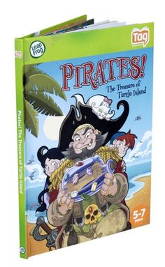 Leapfrog Tag Activity Storybook Pirates! The Treasure of Turtle Island LeapFrog http://www.amazon.com/dp/B00134O7R4/ref=cm_sw_r_pi_dp_43BUub1EAY14A