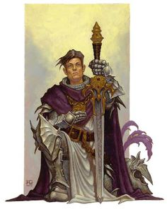 Purple Dragon knight - The Forgotten Realms Wiki - Books, races, classes, and more
