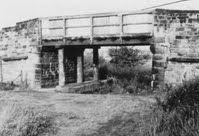 Littlefield Lane Bridge, Wombwell, South Yorkshire, England
